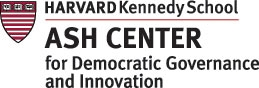 ash center for democratic governance logo